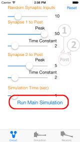 screen1 runSim
